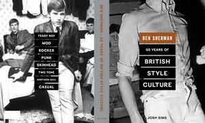 Марка Ben Sherman и музыкальный фотограф Джанет Бекман выпустили совместную коллекцию футболок. Изображение № 11.