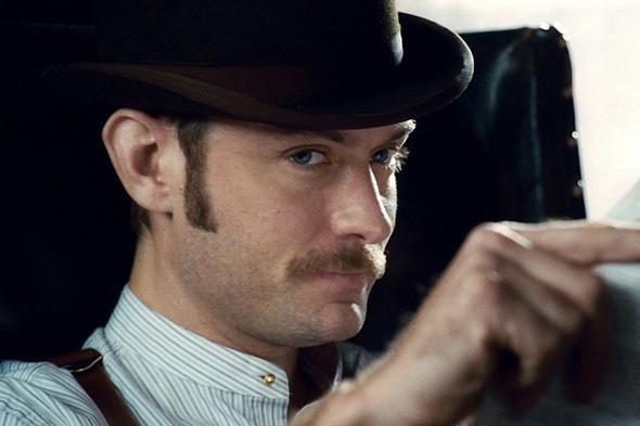 Джуд Лоу в фильме «Шерлок Холмс». Изображение №41.