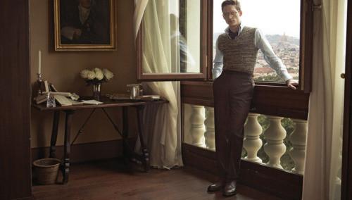 Изображение 11. Men's Digest: платки от Канье Уэста, флорентийская мода и фильм о гонщике-рекордсмене.. Изображение № 11.