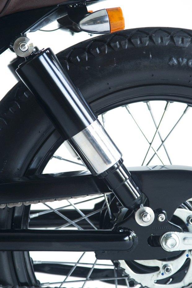 Мастерская Deus Ex Machina собрала новый мотоцикл на базе Yamaha SR400. Изображение № 5.