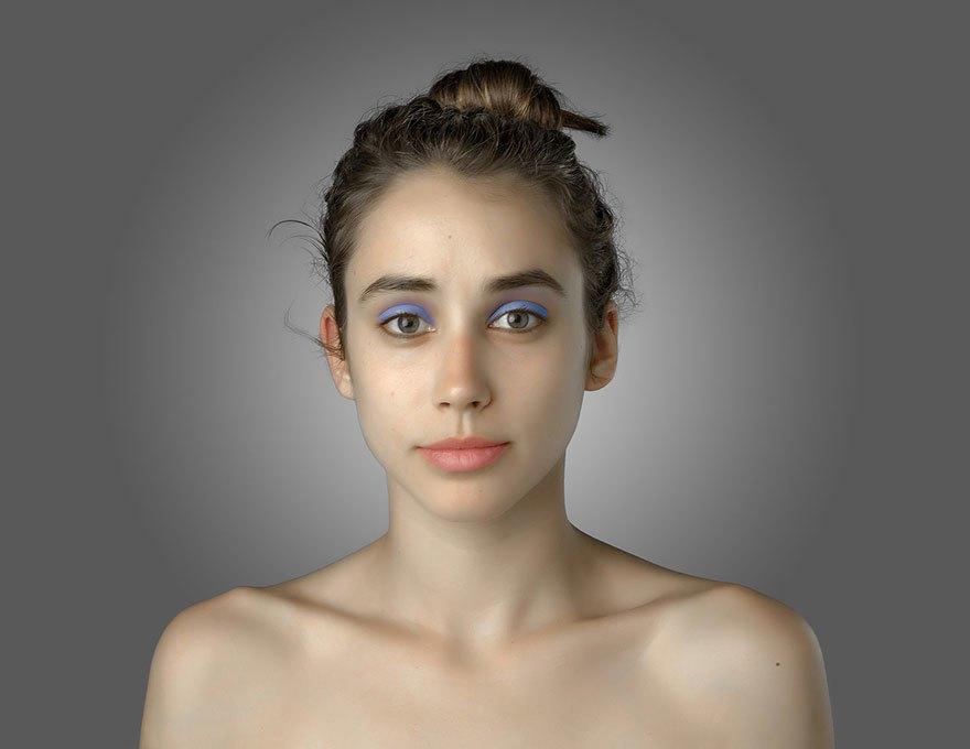 Как отличаются стандарты женской красоты в разных странах . Изображение № 14.