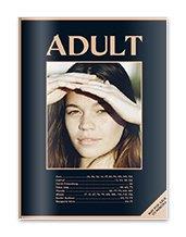 Adult: Новый журнал радикальной эротики для феминисток. Изображение № 1.