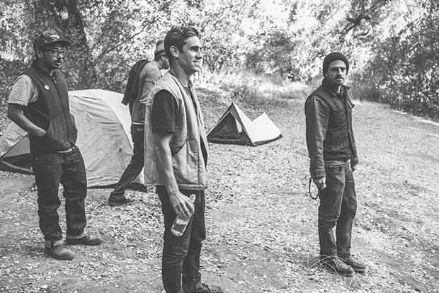 Фоторепортаж создателей марки Brixton из их путешествия по Калифорнии. Изображение № 25.
