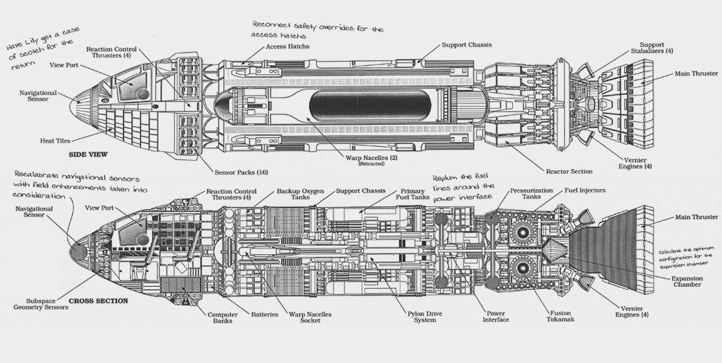 Космос как предчувствие: 3 способа покинуть галактику. Изображение № 3.