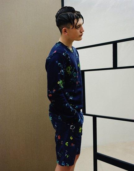 Mr. Porter и дизайнер Раф Симонс представили совместную коллекцию одежды. Изображение № 8.