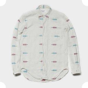 10 рубашек на маркете FURFUR. Изображение № 9.