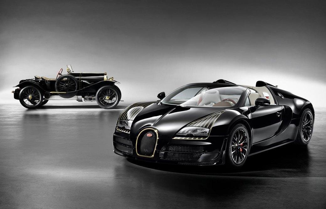 Bugatti представила отделанную золотом спецификацию Veyron Grand Sport Vitesse. Изображение № 9.