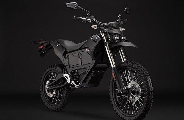 Компания Zero Motorcycles анонсировала новый электромотоцикл. Изображение № 2.