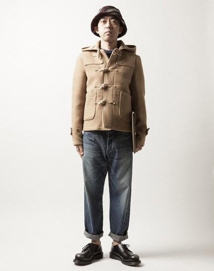 Японская марка Human Made опубликовала лукбук осенней коллекции одежды. Изображение № 3.