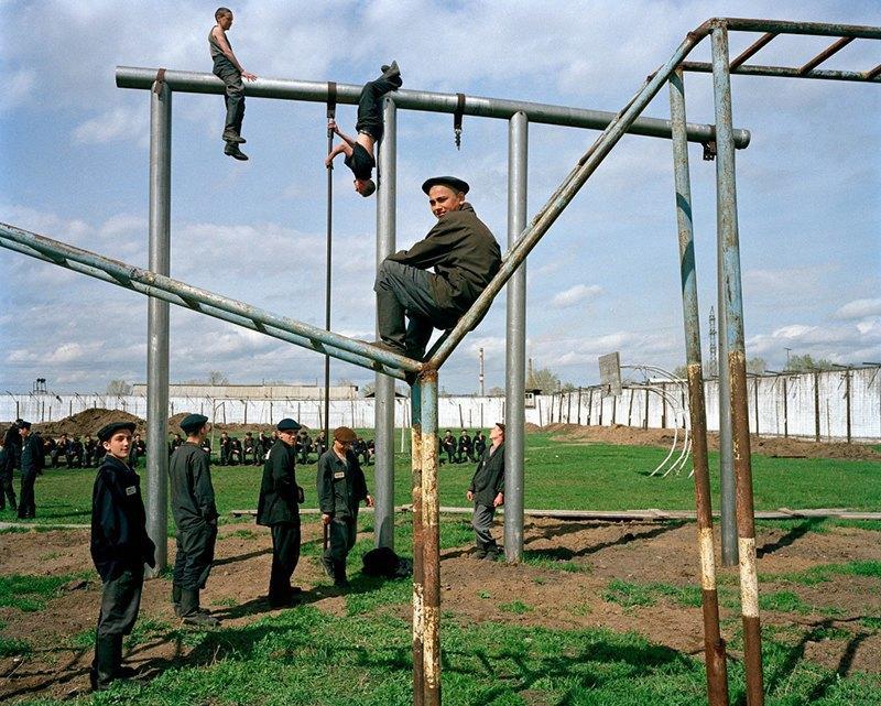 Как живут малолетние заключённые в сибирских колониях. Изображение № 21.