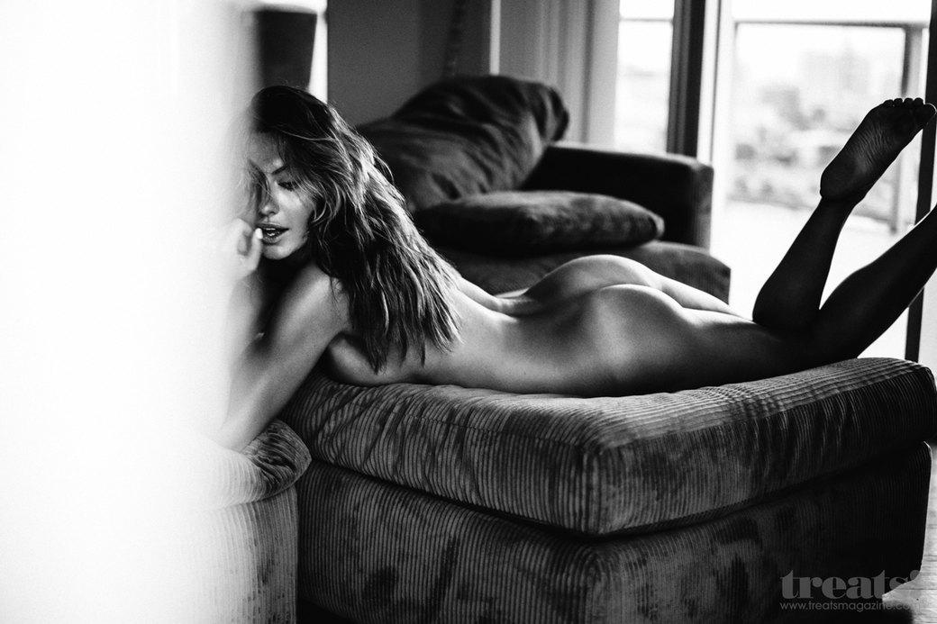 Оксана Рыкова сфотографировалась у Кеслера Трана для нового номера журнала Treats!. Изображение № 6.