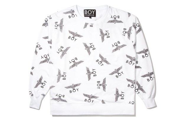 Марка Boy London выпустила новую коллекцию одежды своей линейки Holiday. Изображение № 3.