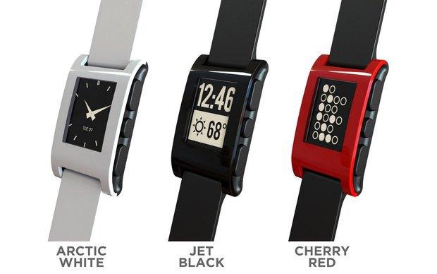 Apple и Intel, возможно, разрабатывают «умные» часы. Изображение № 4.