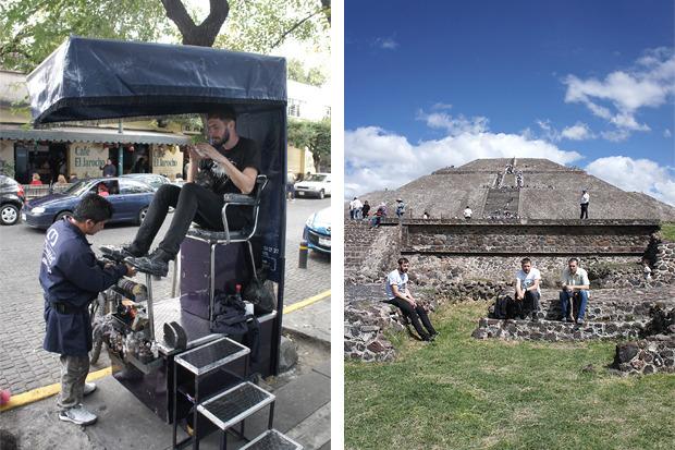 Фоторепортаж о гастролях группы Motorama в Центральной Америке. Изображение № 3.