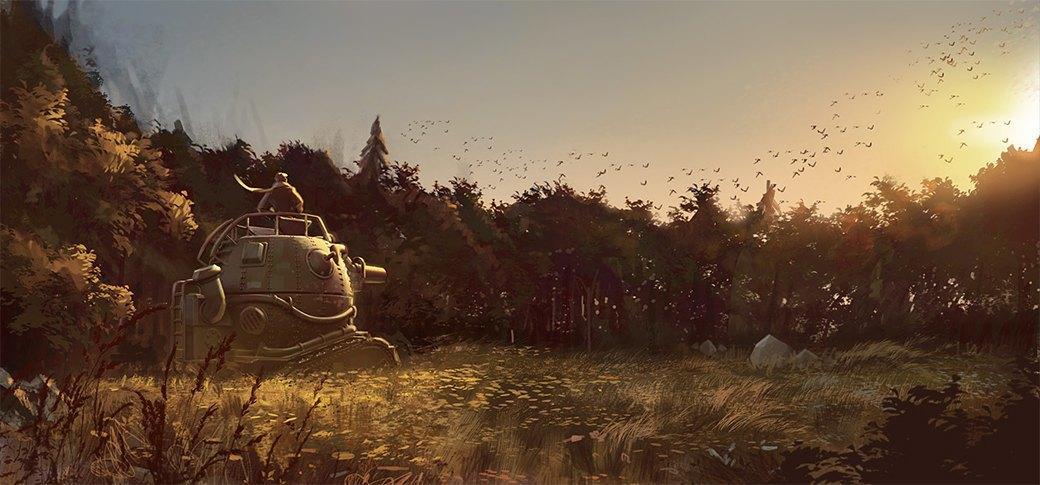 Титан расправил плечи: Каким мог быть «убийца» World of Warcraft — Project Titan. Изображение № 1.