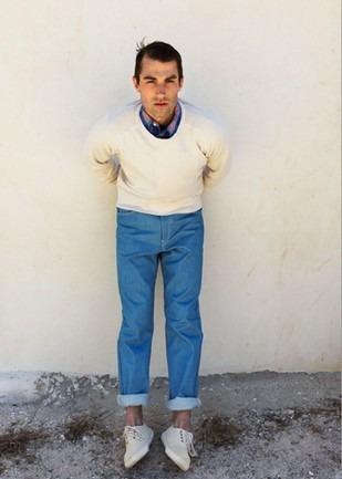 Марка Levi's Vintage Clothing опубликовала лукбук весенней коллекции одежды. Изображение № 29.