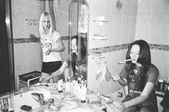 Изображение 11. Дом моды: Квартира, где живут модели.. Изображение № 10.