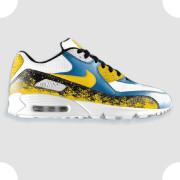 Мужская разборка: Из чего состоят кроссовки Nike Air Max 90. Изображение № 27.