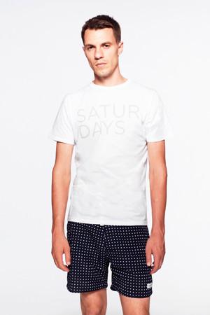 Saturdays Surf NYC выпустили лукбук весенней коллекции одежды. Изображение № 3.