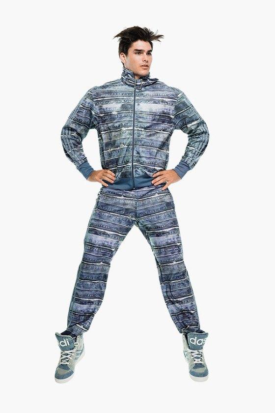 Джереми Скотт разработал новую коллекцию для Adidas Originals . Изображение № 7.