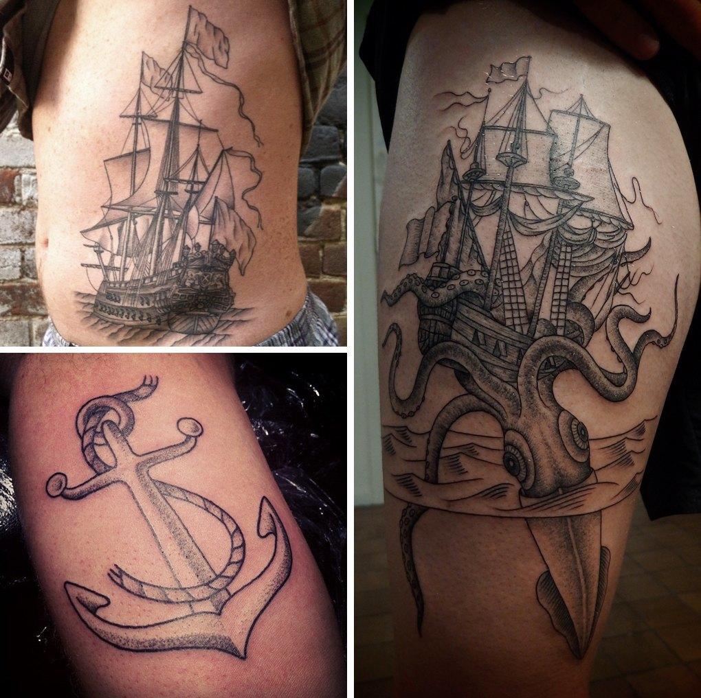 10 главных символов современной татуировки. Изображение № 6.