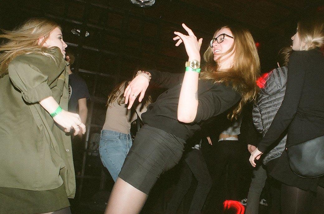 Фоторепортаж: Техно-зомби, модники и люди в чёрном на рейве Body. Изображение № 15.