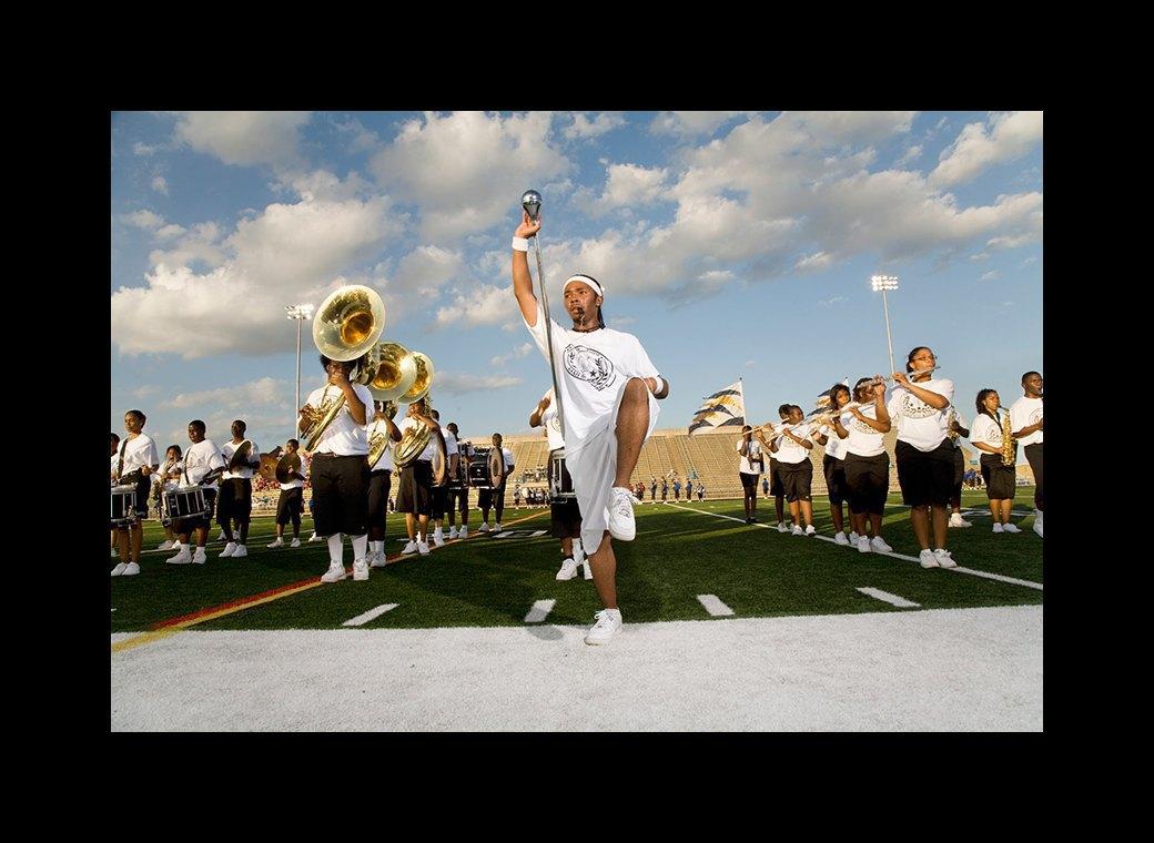 Труба зовёт: Как соревнуются школьные музыкальные оркестры в США. Изображение № 8.
