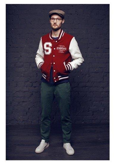 Киевская марка Syndicate представила весеннюю коллекцию одежды. Изображение № 8.