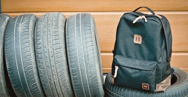 Новая марка: Рюкзаки, сумки и аксессуары GUD. Изображение № 7.