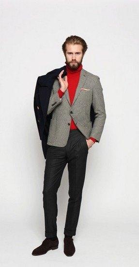Марка Ovadia & Sons опубликовала лукбук осенней коллекции одежды. Изображение № 16.
