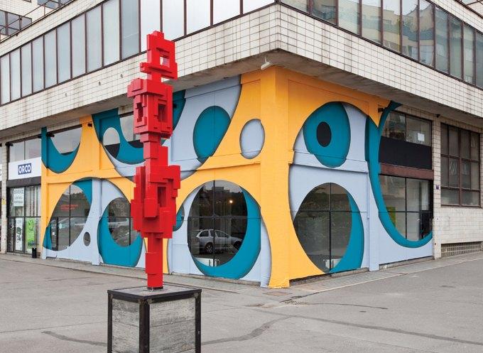 Почему в Москве нет спонтанного стрит-арта: Мнения художников и других экспертов. Изображение № 5.