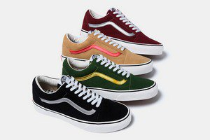 Марки Supreme и Vans выпустили совместную коллекцию обуви. Изображение № 5.
