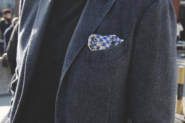 Детали: Репортаж с выставки мужской одежды Pitti Uomo. День первый. Изображение № 52.