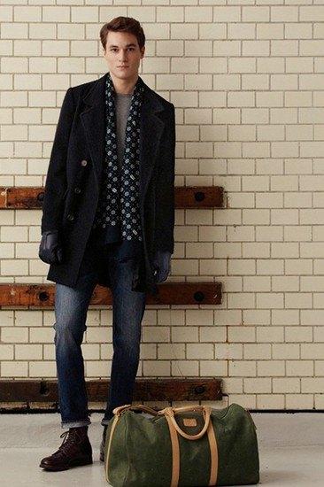 Марка Gant Rugger опубликовала лукбук осенней коллекции одежды. Изображение № 8.