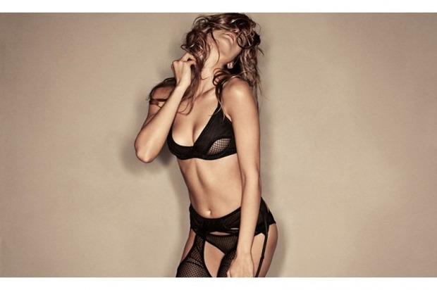 Модель Элени Ти снялась в рекламе марки Lascivious. Изображение № 24.