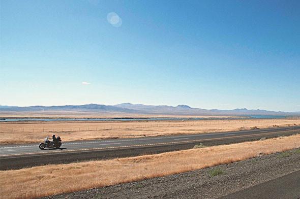 Как я путешествовал по Америке на мотоцикле. Изображение № 31.