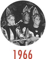 Эволюция инопланетян: 60 портретов пришельцев в кино от «Путешествия на Луну» до «Прометея». Изображение № 27.