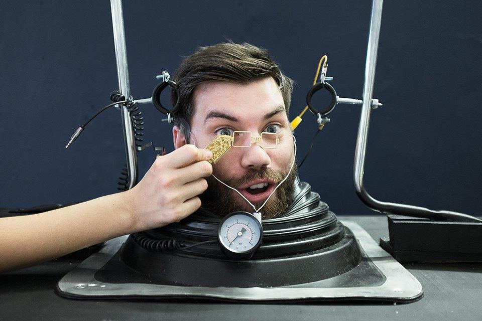 Ревизия: Лорнеты и пенсне на голове дизайнера FURFUR. Изображение № 6.