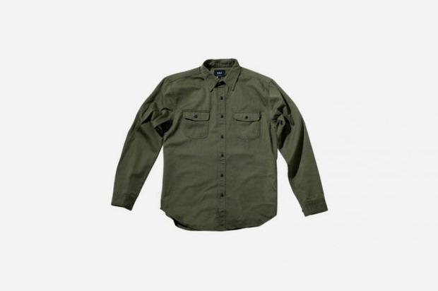 Марка Huf выпустила вторую часть осенней коллекции одежды. Изображение № 4.