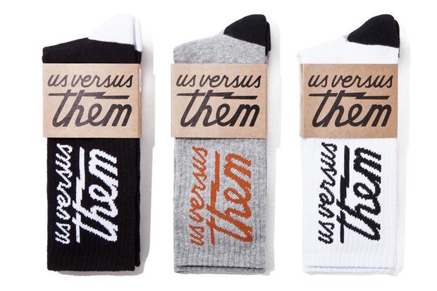 Американская марка Us Versus Them представила осеннюю коллекцию одежды. Изображение № 17.