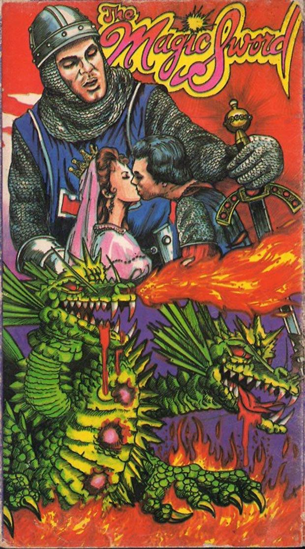 VHS Cover Junkie: Tumblr-блог коллекционера обложек видеокассет . Изображение № 19.