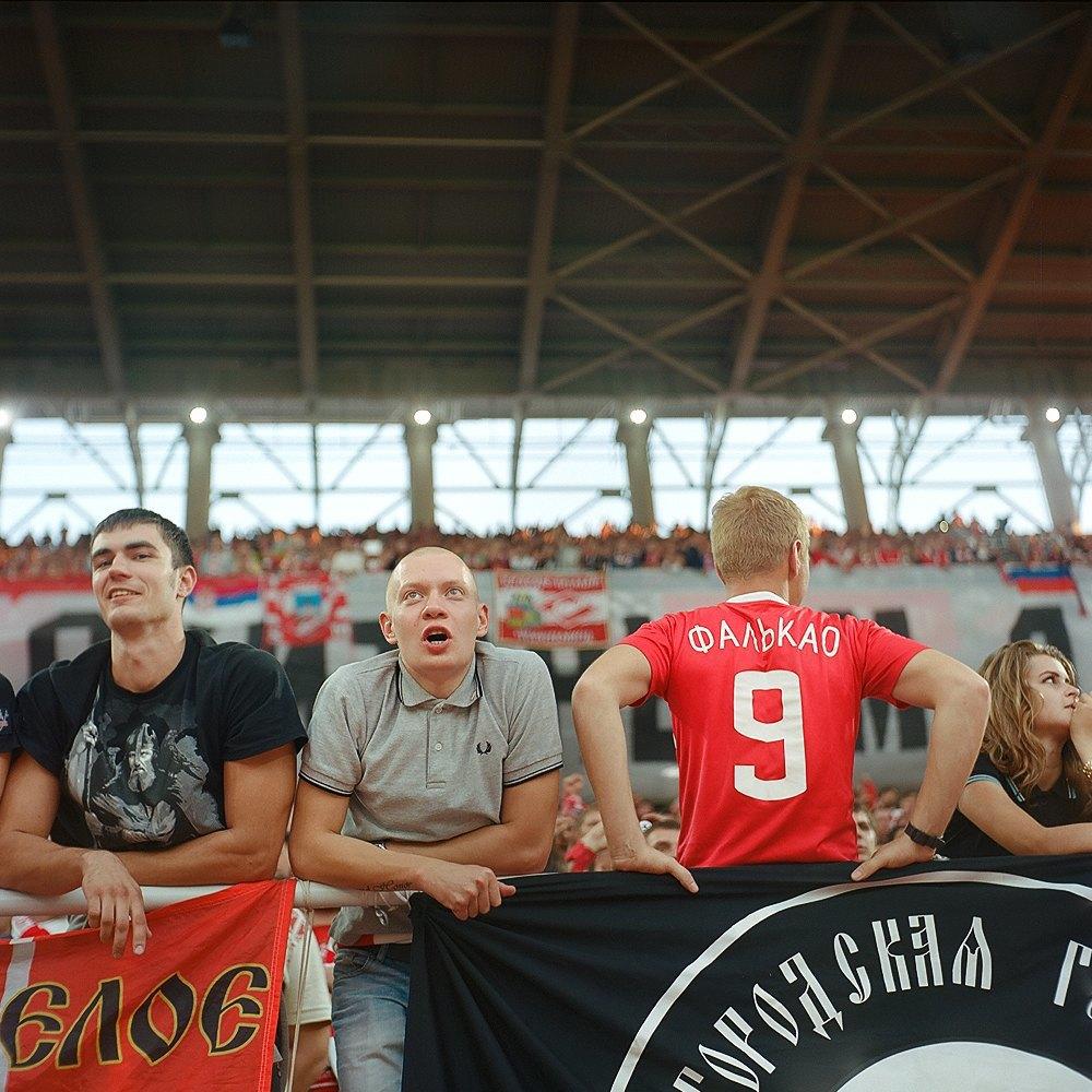 Фоторепортаж: Матч открытия нового стадиона «Спартака». Изображение № 18.