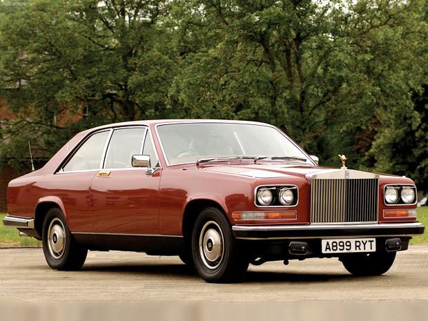 Rolls-Royce Camargue. Изображение № 5.