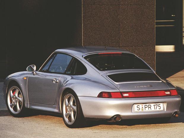 Новый Porsche 911 и эволюция его предшественников. Изображение №21.