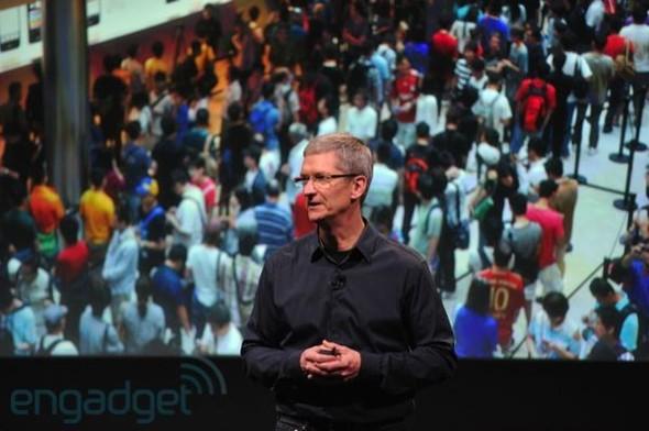 Прямая трансляция презентации нового iPhone. Изображение № 47.