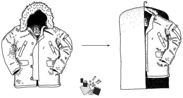 Совет: Как хранить зимнюю одежду и обувь. Изображение № 4.