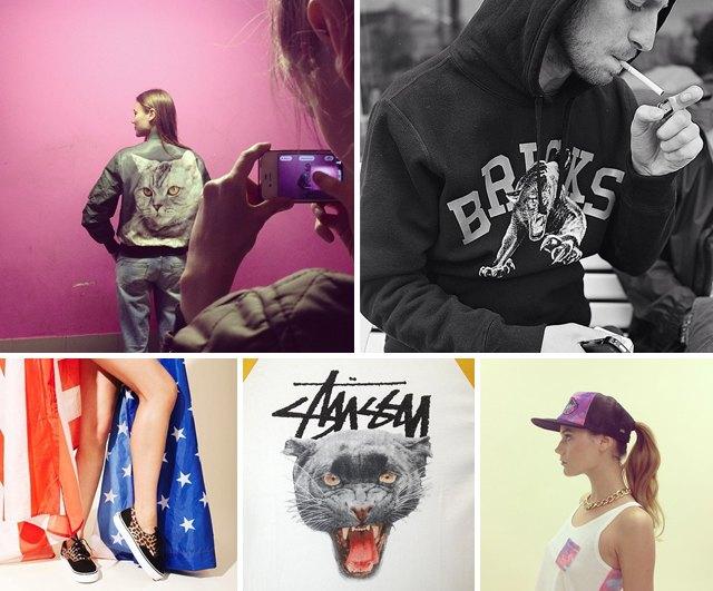 Магазины одежды в Instagram. Изображение № 10.