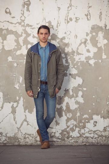 Марка Obey выпустила лукбук весенней коллекции одежды. Изображение № 23.