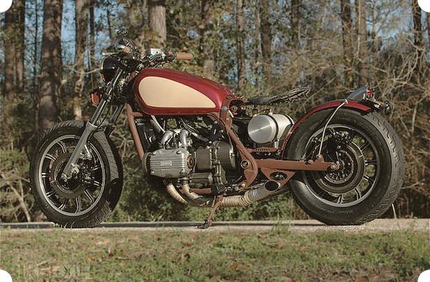 Сбросить вес: Гид по облегченным американским мотоциклам — бобберам. Изображение №9.