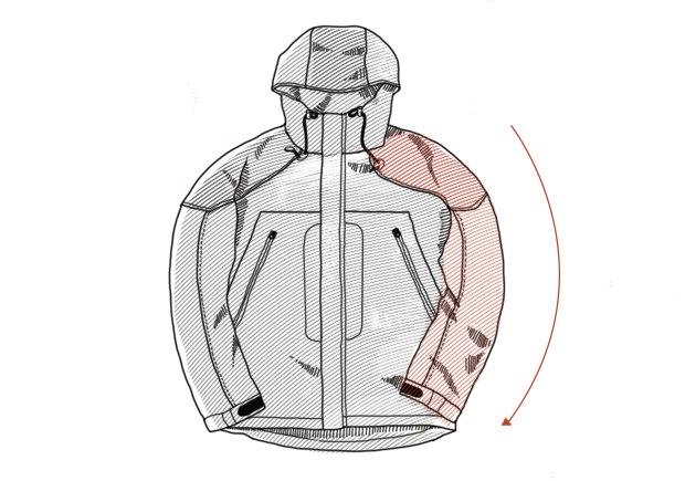 Внимание к деталям: Зачем нужен закругленный рукав. Изображение № 1.
